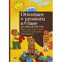 Orientace v prostoru a čase pro děti od 5 do 7 let