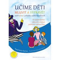 Učíme děti mluvit a vyprávět - Kniha + CD audio, MP3