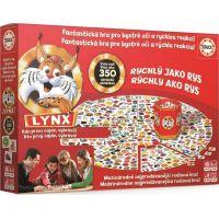 Educa hra Lynx Rychlý jako rys