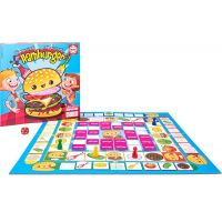 Educa hra Priprav si svoj Hamburger