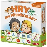 Efko Hry pro předškoláky