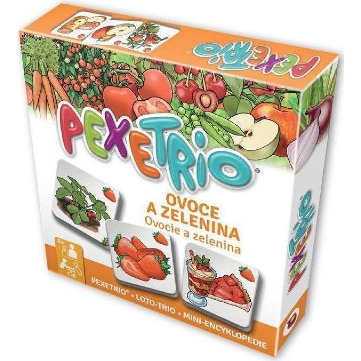 Efko Pexetrio ovocie a zelenina
