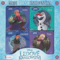 Kolektiv Ľadové kráľovstvo - Moja prvá knihovnička KNI