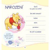 Medvedík Pú Moja prvá knižka kolektív CZ 4