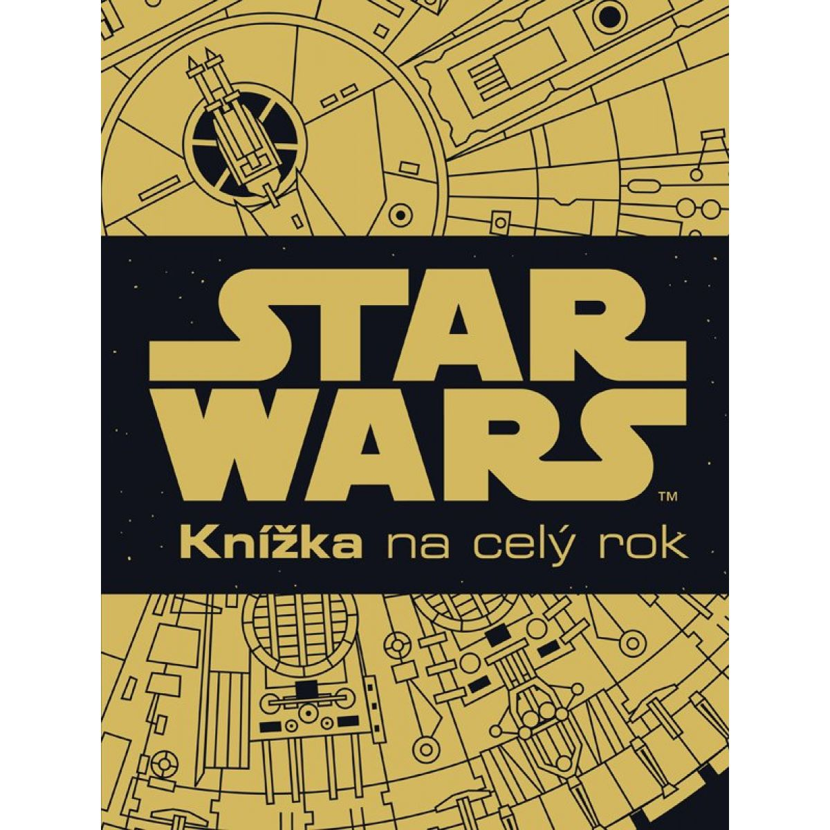 Star Wars - Knížka na celý rok - Walt Disney