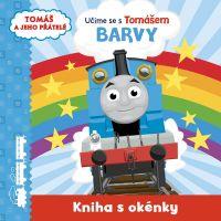Učíme se s Tomášem - barvy CZ