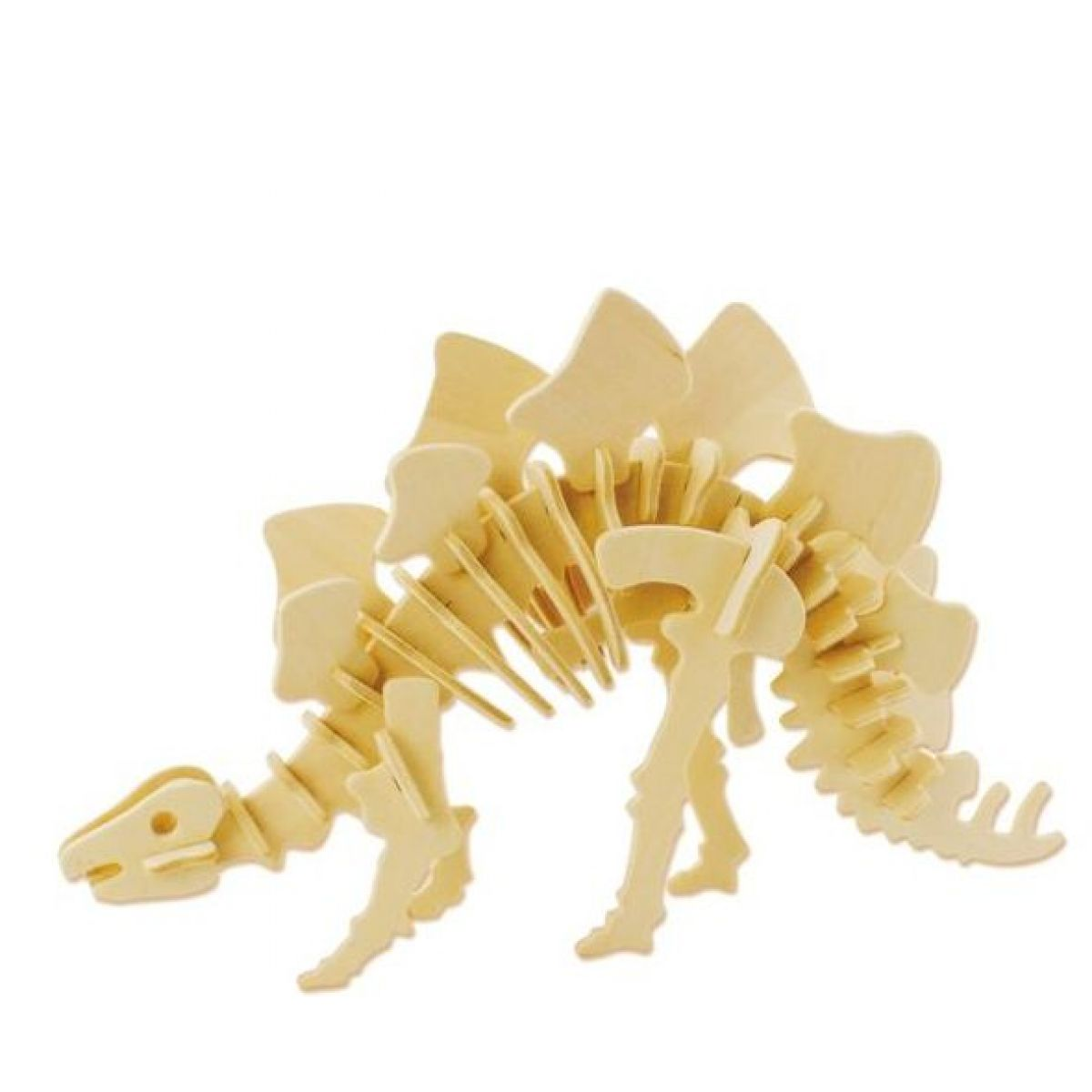 Eichhorn 3D puzzle kostra dinosaura Stegosaurus