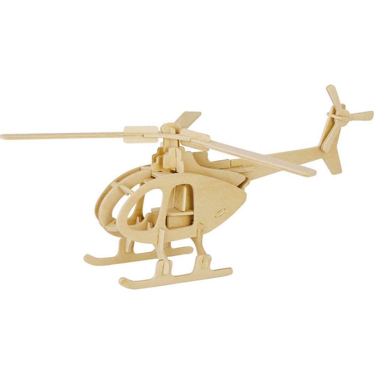 Eichhorn 3D puzzle prepravný prostriedok Vrtuľník