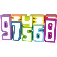 Eichhorn Drevená čísla