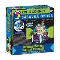 EIN-O Science Zábavná optika Světelná projekce