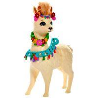 Enchantimals bábika s veľkým zvieratkom Lama 5