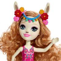 Enchantimals bábika s veľkým zvieratkom Lama 3