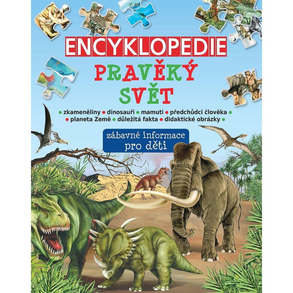 Encyklopédia praveký svet