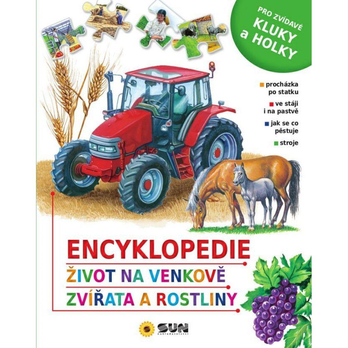 Encyklopédia Život na vidieku Zvieratá