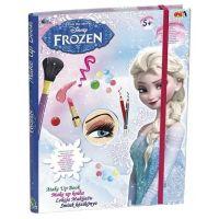 EP Line Disney Frozen Make up kniha