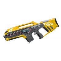 EP Line Laser game Sada s dvomi veľkými zbraňami červená a žltá 2