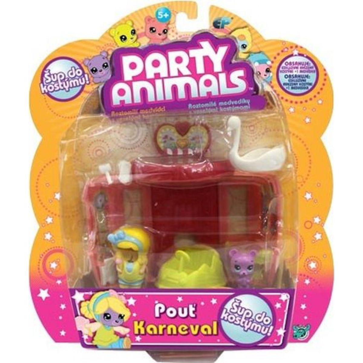 EP Line Party Animals Hrací sada Pouť