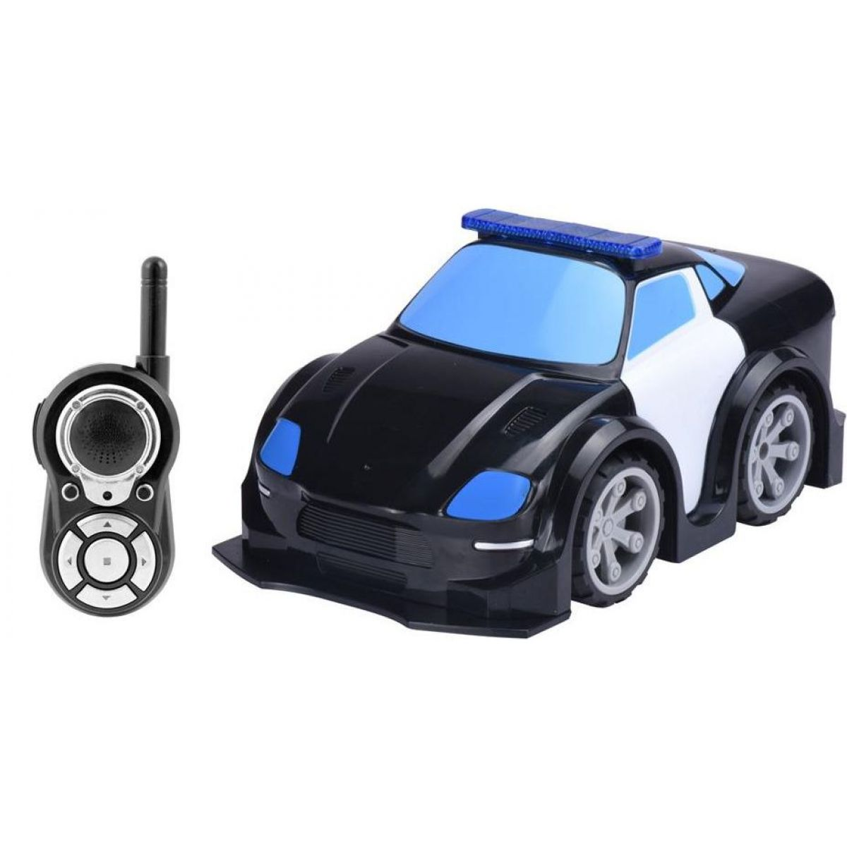 Ep Line Policajné RC auto ovládané hlasom 1:24