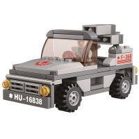 Sluban B0537E Transportné vozidlo 3v1 3