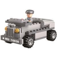 Sluban B0537E Transportné vozidlo 3v1 4