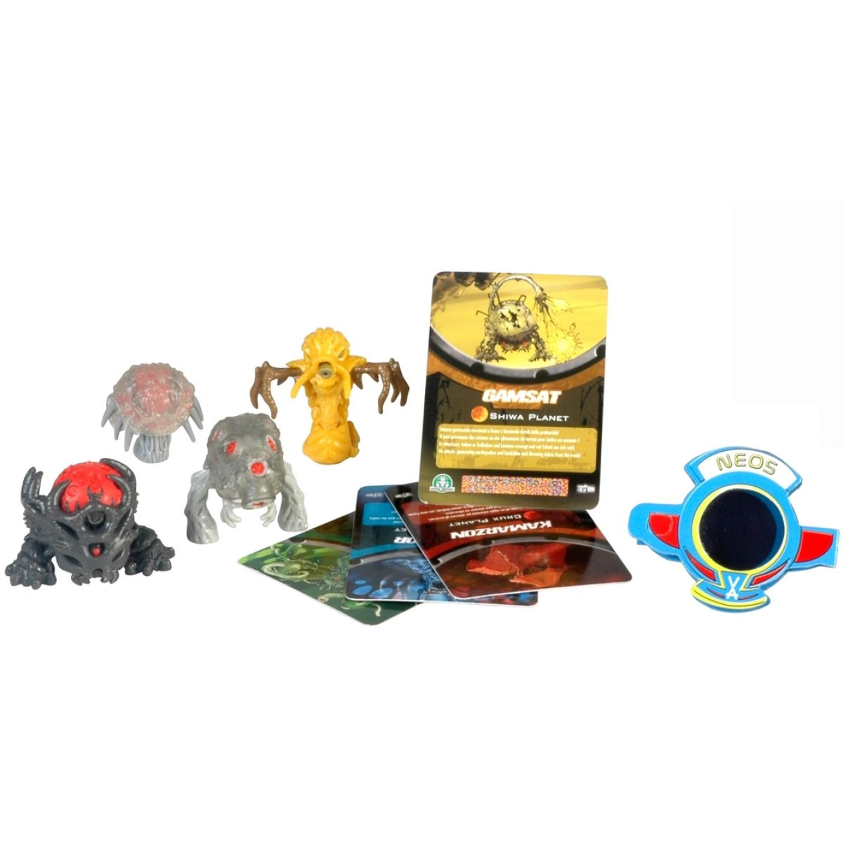 EP Line 01407 Virus Attack 4-pack