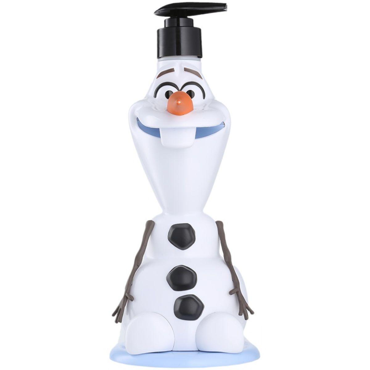EP Line Air-Val 3D Figure Olaf sprchový gél a šampón 400 ml