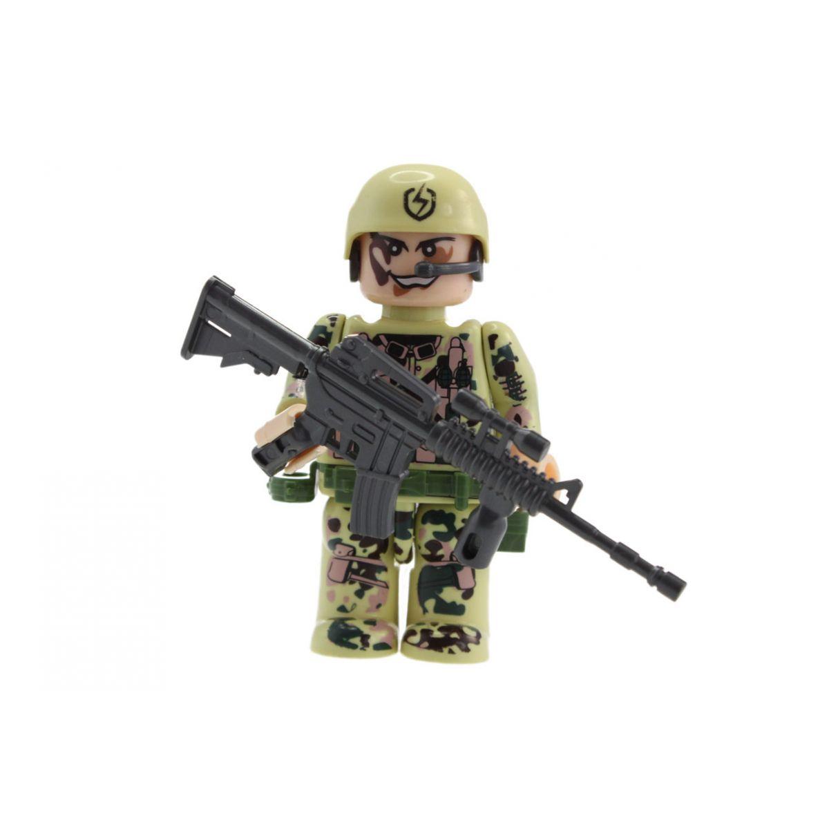 EPline Figúrka Vojaci Púštna búrka Snipe E
