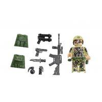 EPline Figúrka Vojaci Púštna búrka Snipe E 2