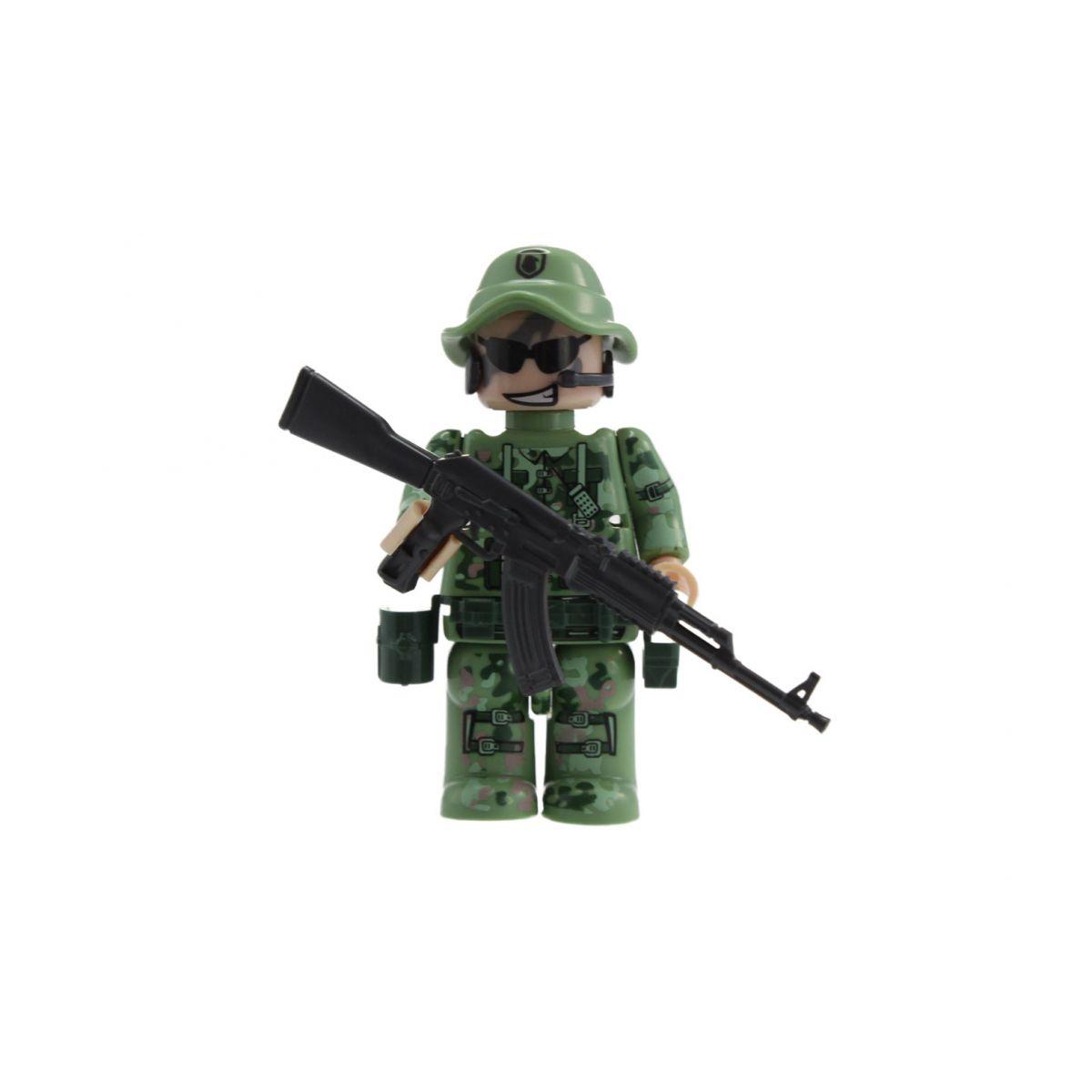 EPline Figúrka Vojaci Špeciálna výsadková jednotka Scout A