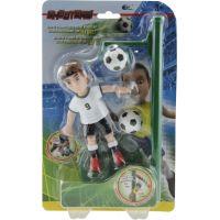 EP Line Shooters futbalista s držiakom na loptu Brazílie 4