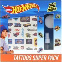 EP Line Tetování Hot Wheels sada