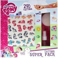 EPline Tetování My Little Pony sada