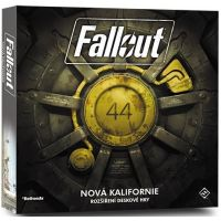 Fantasy Flight Games Fallout Nová Kalifornie CZ