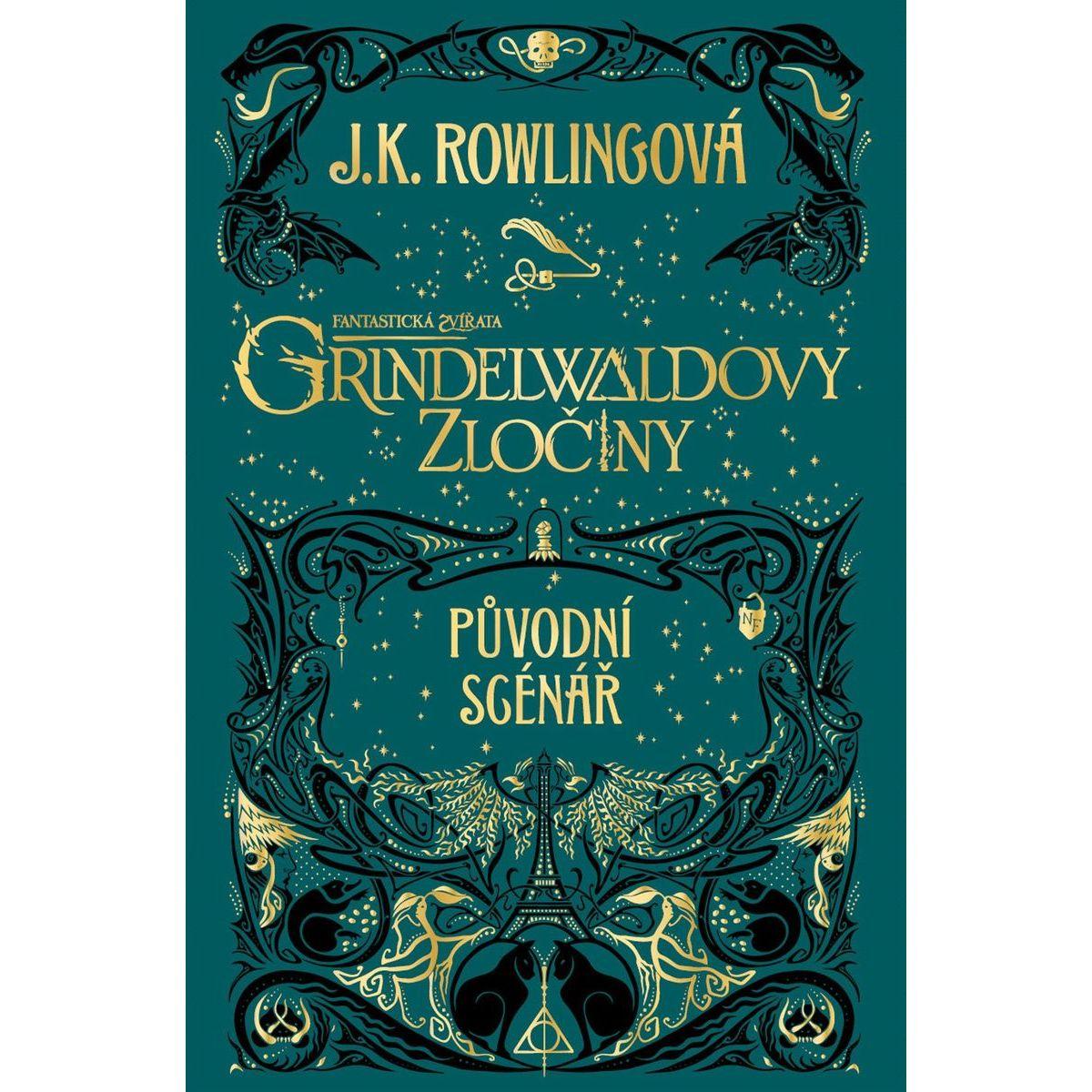 Fantastická zvieratá Grindelwaldove zločiny pôvodný scenár