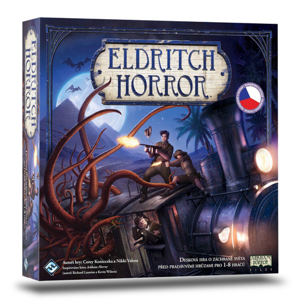 FFG Eldritch Horror: Základní hra