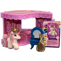 EPline Filly Unicorn pokoj snů modrý s postýlkou 4