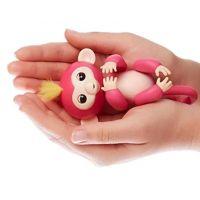 Fingerlings Opička Bella ružová 2