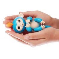 Fingerlings Opička Boris modrá 2