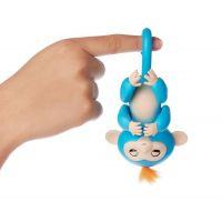 Fingerlings Opička Boris modrá 3