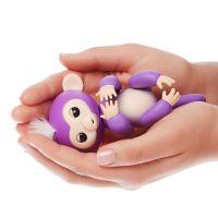 Fingerlings Opička Mia fialová 2