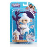 Fingerlings Opička trblietavá Sugar biela 6