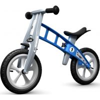 First Bike Odrážadlo Basic Light Blue