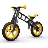 First Bike Odrážadlo Limited Edition yellow