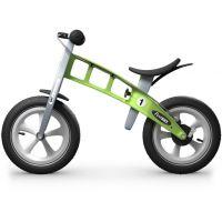 First Bike Odrážadlo Racing green 2