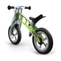 First Bike Odrážadlo Racing green 3