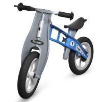 First Bike Odrážadlo Street light blue s brzdou 2