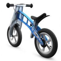 First Bike Odrážadlo Street light blue s brzdou 3