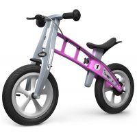 First Bike Odrážadlo Street pink