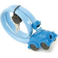 First Bike Zámok na kľúč Autíčko modré 2