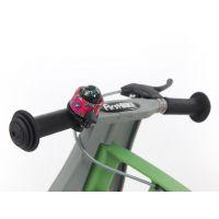 First Bike Zvonček kompas ružový
